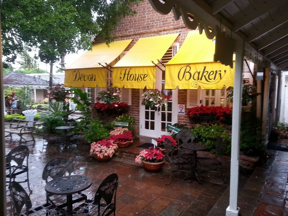 Devon bakery