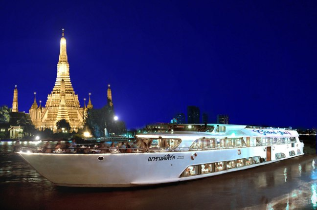 Grand Pearl Dinner Cruise
