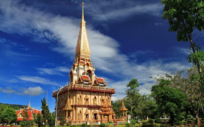 Phuket City Half Day Private Tour